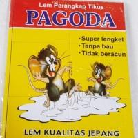Lem Tikus Papan Merk Pagoda