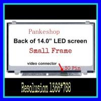 layar lcd led Asus A407 A405 A411U A411 X405 A407U A407M A407UA