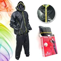Baju Sauna Suit Speeds Jas Celana Keringat Olahraga Tebal Panas 036-2