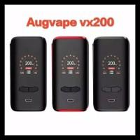 KUALITAS NOMER SATU AUTHENTIC VX200 TC BOX MOD BY AUGVAPE VX 200 W KIT