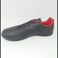 Kicosport sepatu futsal specs ricco black red original new 2019