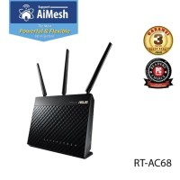 ASUS RT-AC68U ASUS WIRELESS ROUTER WIFI ROUTER AC 1900