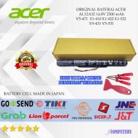 Original Baterai Laptop Acer Aspire E15 E5-475 E5-475G E5-575 E5-575G