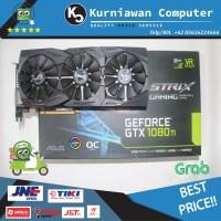 VGA Asus ROG GTX 1080 Ti Strix OC Gaming 11GB DDR5X 352 BIT OC EDITION