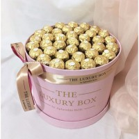 The Luxury Box 10 / Box Coklat Valentine