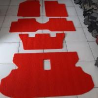 Karpet Mie Bihun - CALYA Non Bagasi - Bahan PVC Coil 1 Warna