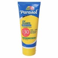 Parasol UV guard moisturizing sunscreen lotion SPF 30 PA++ 100 ml