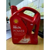 Oli Shell Helix Power SAE 0W40 API SN Plus Galon 4 liter