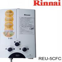 Water Heater Gas Rinnai REU 5 CFC / Water heater low pressure rinnai