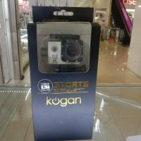 Sportcam Kogan 4K Non Wifi kamera gopro Action Cam Kamera Sport