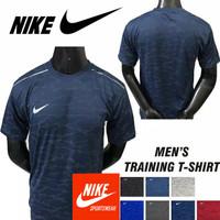 Kaos Running Pria Baju Lari Running Bola Futsal Nike Olahraga Grosir