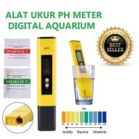 Alat Ukur PH Meter Digital Hidroponik Akuarium