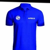 tshirt baju polo AIRBUS