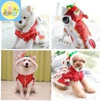 baju imlek anjing dan baju imlek kucing kostum barongsai IMLEK007