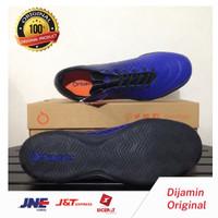 Sepatu Futsal OrtusEight Utopia IN Vortex Blue Black Original BNIB