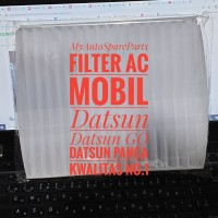 Filter Cabin AC Datsun Go Panca Datsun kwalitas No 1