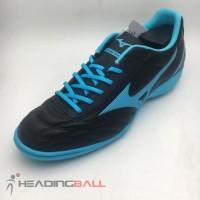 TERLARIS Sepatu Futsal Mizuno Original Monarcida Neo Select IN Black