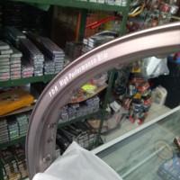 velg tdr er shape ring 17 brown 1 set ukuran 140,160 MTR7
