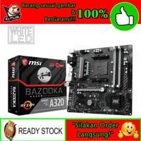 Motherboard Msi A320m Bazooka Socket Am4 Amd