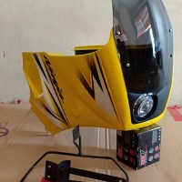 Fairing Bejita Ninja R S model KR150 SSR plus lampu pr MTR7