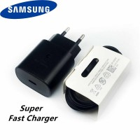 SAMSUNG Charger 25W Type-C Super Fast Charging Note 10 Original New