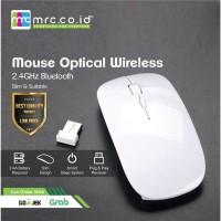 Mouse Optical Wireless 2.4 GHZ Ultra Slim Model Apple