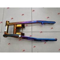 Swing Arm Lengan Ayun Thailand Satria FU 150 / FU150 2Tone Blue/Gold