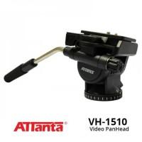 Tripod Monopod Attanta Video Head VH-1510