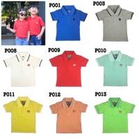 Polo Shirt Anak - Anak Murah by Little Jergio