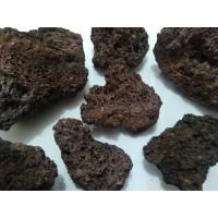 Batu Lava Rock Aquarium Aquascape