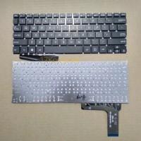 Keyboard Laptop Asus E203 E203NAH TP203 TP203NAH - Hitam