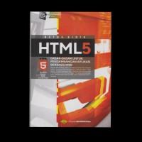 buku html 5 dasar dasar untuk pengembangan aplikasi berbasis web