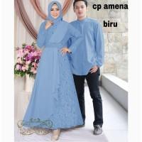 Couple Amena - Couple Murah - baju pasangan dress - baju pasangan mura