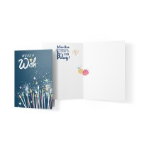 Kartu Ucapan Ulang Tahun Murah - Birthday Greeting Card + Amplop 003