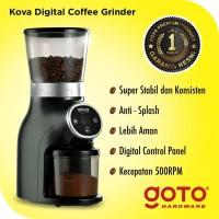 Kova Digital Coffee Grinder Mesin Giling Biji Kopi