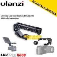 Ulanzi UURig R008 Universal Cold Shoe Top Handle Grip with ARRI Hole
