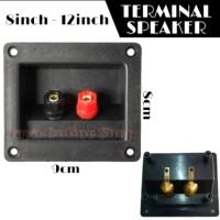 Terminal Box Speaker 12 inch