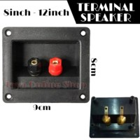 Terminal Box Speaker 10 inch