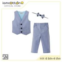 Baju Resmi Anak / Setelan Jas Bayi / I Am Cotton Royal Suit