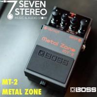 Baru EFEK GITAR BOSS METAL ZONE MT2