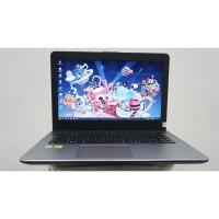 Laptop Gaming Asus A442UR / Core i5/RAM 4GB/HDD 1000GB Murah dan Mulus