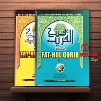 Terjemah Kitab Fiqih Fathul Qorib - 2 Jilid - Teks Arab Indonesia