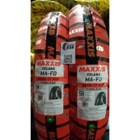 Paket Ban Maxxis Volans Uk 80 / 80 -17 dan 90 / 80 -17 Tubles Diamond