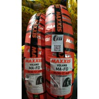 Paket Ban Luar Maxxis Volans UK 70 / 80 -17 Dan 80 / 90 -17 Tubless D