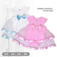 Baju bayi baju pesta bayi Rok tutu jumper dress atasan bayi BN-5212