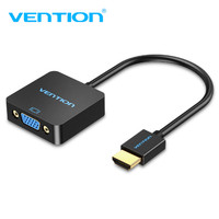 Vention Conveter HDMI to VGA With Audio & Micro-USB Power Adapter