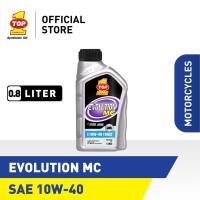 Oli Motor TOP 1 SMO EVOLUTION MC SAE 10W-40 | 0.8 Liter