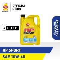 Oli Mobil TOP 1 SMO HP SPORT SAE 10W-40 | 4 Liter