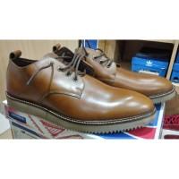Sepatu Kulit Original FARGIO Coklat Formal shoes visvim docmart clarks