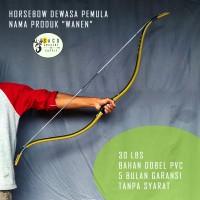 Panahan Pemula pvc horsebow murah 30 LBS - WANEN